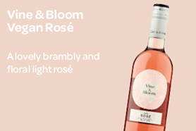 Vine & Bloom Vegan Rosé