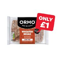 Ormo Wholemeal Wheaten | 400g
