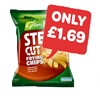 £1.69 | Green Isle Steakhouse Chips | 1.5Kg