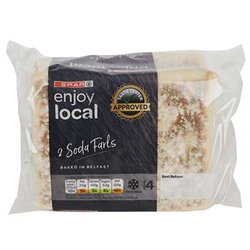 SPAR Enjoy Local Soda Farls
