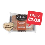 Only £1.09 | Ormo Sliced Wholemeal Wheaten | 400g