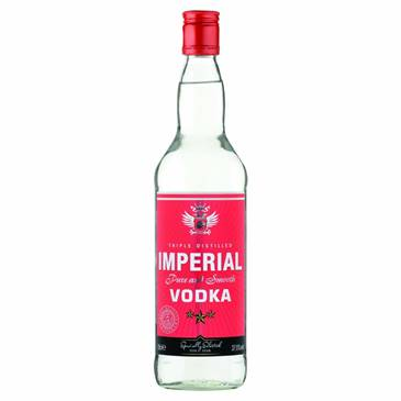 SPAR Imperial Vodka, 70cl Bottle