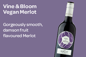 Vine & Bloom Vegan Merlot
