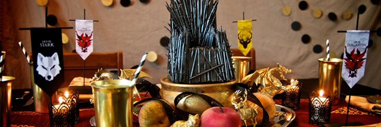 Game of Thrones Themed Party
