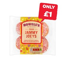 Howell House Jammy Joeys | 4 Pack
