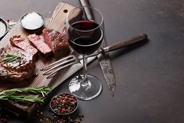 What Wine Goes Best With Steak?