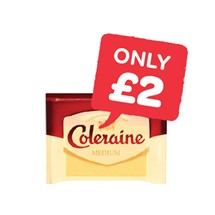 Coleraine Medium Cheddar Cheese | 350g