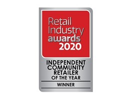 Independent Community Retailer of the Year