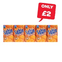 Dale Farm Sukie Orange 250ml | 10 Pack