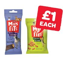 Misfits Dog Treat | 170/140/180g
