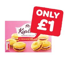 Mr Kipling Viennese Whirls | 6 Pack