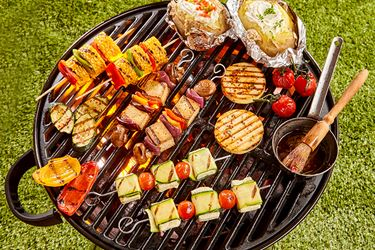 Easy Veggie BBQ Recipes