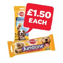 Pedigree Dentastix / Jumbone | 200/180g