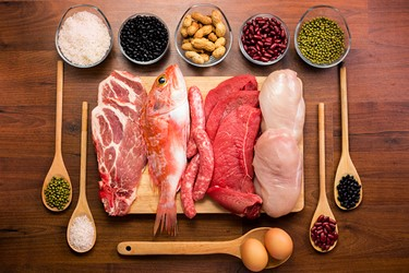 High Protein Foods For a Healthier You This Year