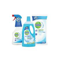 Dettol Surface Cleaner / Power Fresh Liquid / Wipes | 500ml/1 Litre/36