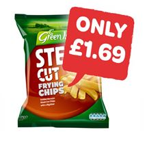 Green Isle Steakhouse Chips | 1.5Kg