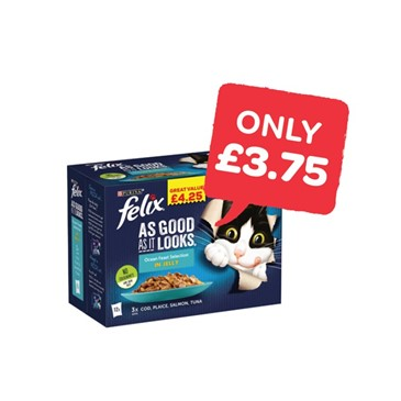 Felix AGAIL  Cat Food | 12 Pack