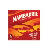 Nambarrie Teabags | 100 Pack