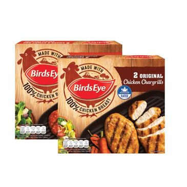 Birds Eye Chicken Chargrills Original / BBQ | 2