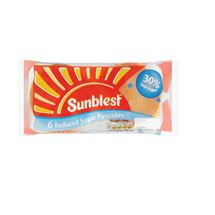 Sunblest Reduced Sugar Pancakes | 6 Pack