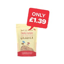 Just Live Oaty Granola | 400g