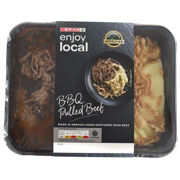 SPAR Enjoy Local BBQ Pulled Beef
