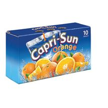 Capri Sun Orange 200ml | 10 Pack