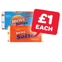 Irwins Big Softee / Softee Extra Thick | 800g