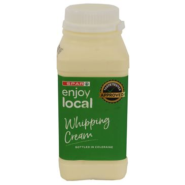 SPAR Enjoy Local Fresh Pasteurised Whipping Cream