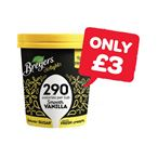 Only £3 | Breyers Cookies / Vanilla High Protein Low Sugar Ice Cream | 500ml