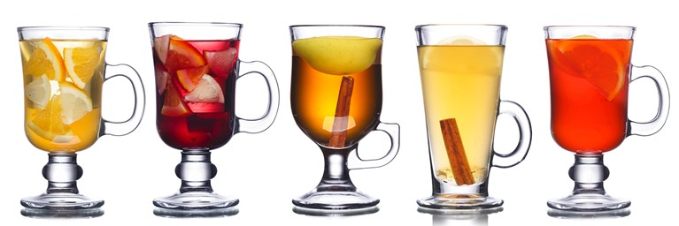 Assortment of Hot Toddies