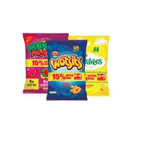 Wotsits / Quavers / Monster Munch | 14 For 12 Pack