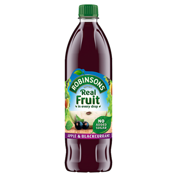 Robinsons Apple & Blackcurrant 1 Litre