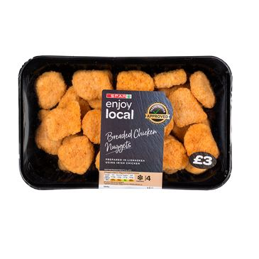 SPAR Enjoy Local Breaded Chicken Nuggets