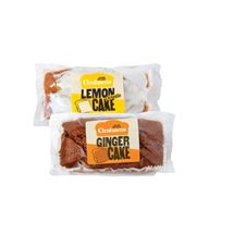 Grahams Cherry / Sultana / Chocolate Chip & Orange / Ginger / Lemon Drizzle / Madeira Loaf Cake | 280g