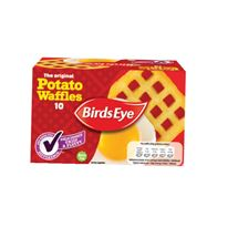 Birds Eye Potato Waffles | 10