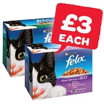 Felix Cat Food 100g | 12 Pack