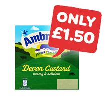 Ambrosia Custard 125g | 4 Pack