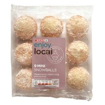 SPAR enjoy local Mini Snowballs | 9 Pack