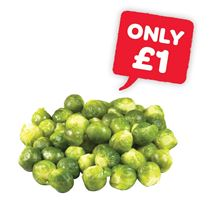 fresh Brussels Sprouts | 500g