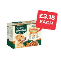 Winalot Dog Food | 12 Pack