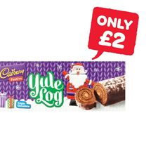 Cadbury Yule Log | Single